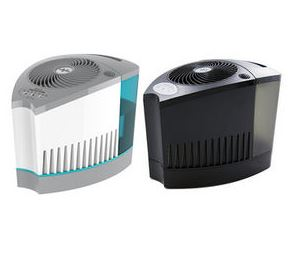 ボルネード 気化式加湿器 Evap3-JP VORNADO ブラック/ホワイト【送料無料】