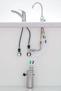 シーガルフォー浄水器  ビルトインタイプ X1-GA01-FPb