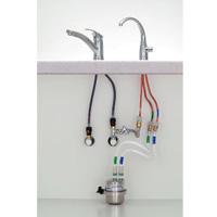 シーガルフォー浄水器 ビルトインタイプ 浄水器専用水栓 上面施工タイプX1-MA02